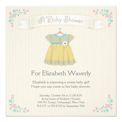 baby girl shower baby shower invitations baby shower feminine baby
