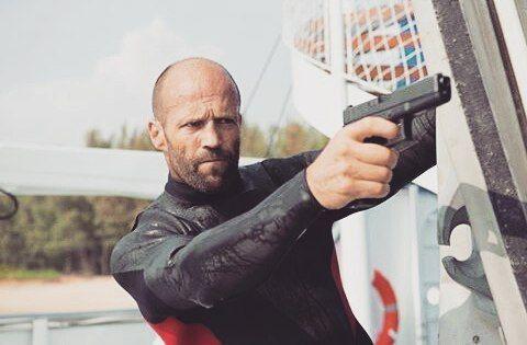 Jason Statham in Mechanic Resurrection ♥
