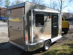 Microlite Toy hauler trailers