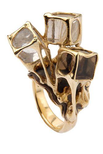 extraordinary ... Glauco Cambi - gioielli - scultura - design