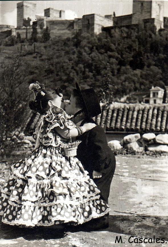 blanco & negro Flamenco