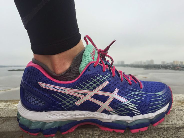 ASICS GEL Nimbus 17 Review by 'I Run 4 Wine.' #shoe #productreview #shopping #running