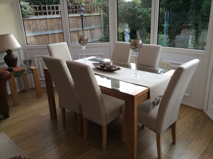 Thank You To Marilyn In Essex For Sending This Amazing Photo Of Her Conservatory Dining SetsDining TableConservatoryAmazing