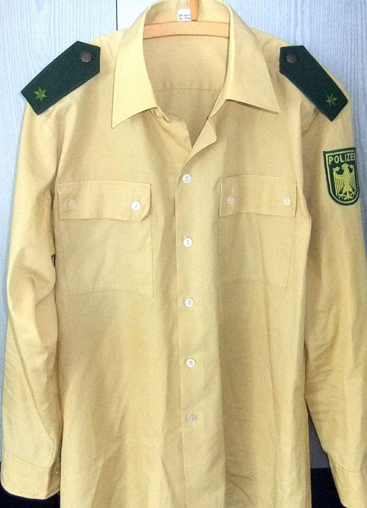 https://flic.kr/p/fdwqZu   Polizei Uniform der Bundespolizei,Diensthemd der Bundespolizei   Polizei Diensthemd der Bundespolizei alt