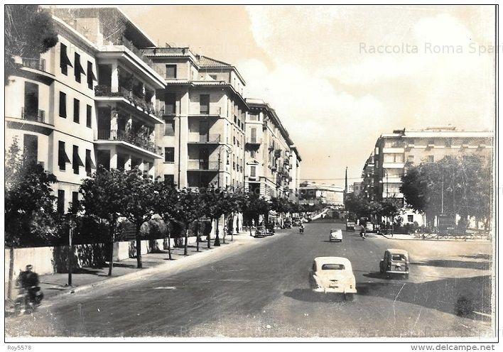 Via dell'Amba Aradam Anno: anni 50
