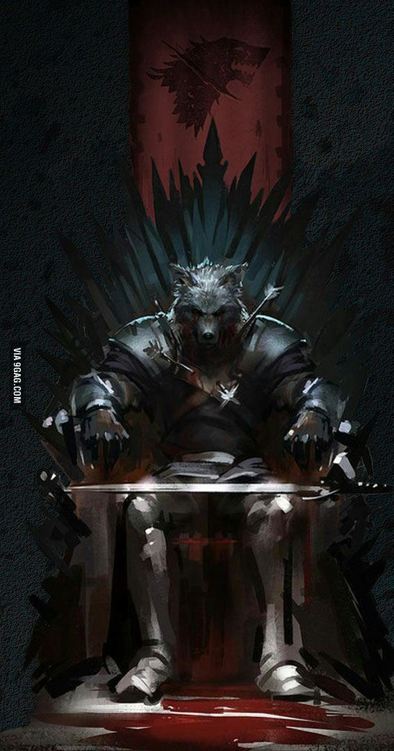 All hail The King in the North.