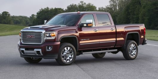 2017 GMC Sierra 2500HD Redesign, Change and Price - New Car Rumors
