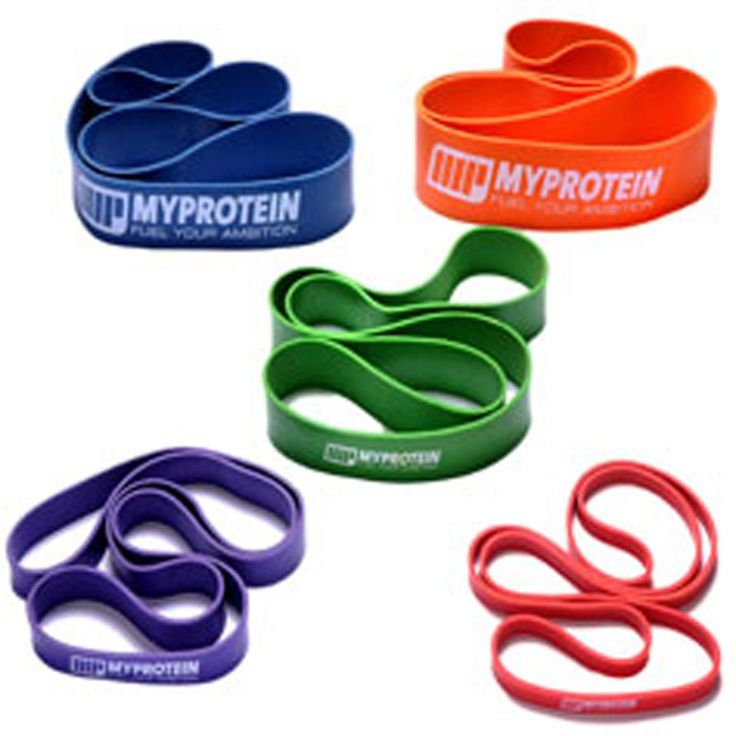 Buy Myprotein Resistance Bands at Myprotein. We provide the US with the highest quality sports supplements at the lowest prices. Free delivery available.