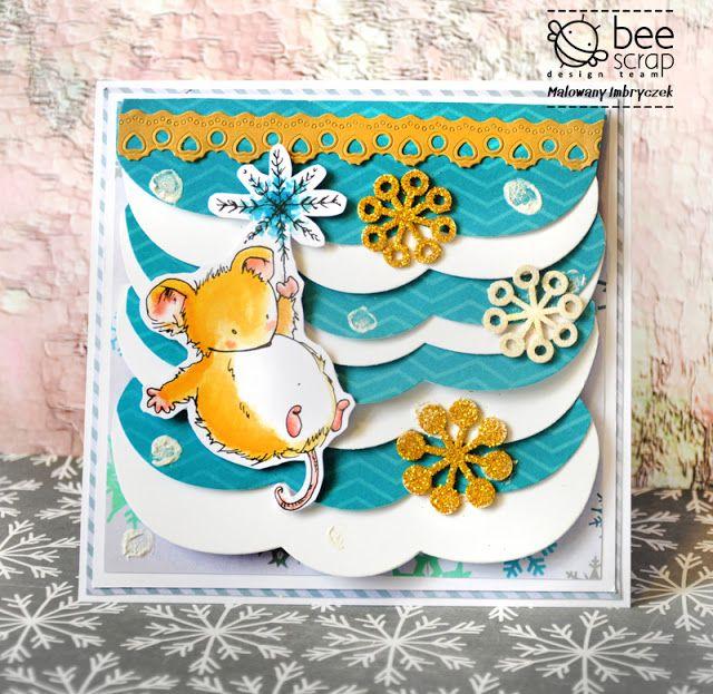 Bee Scrap - polski producent papierów do scrapbookingu