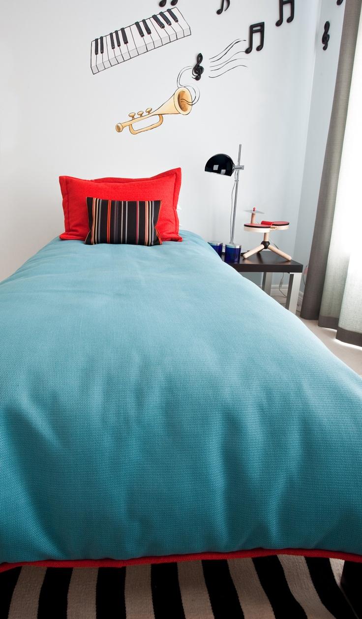 Les 25 meilleures id es de la cat gorie chambres d 39 adolescent modernes sur pinterest salle - Chambre style anglais moderne ...