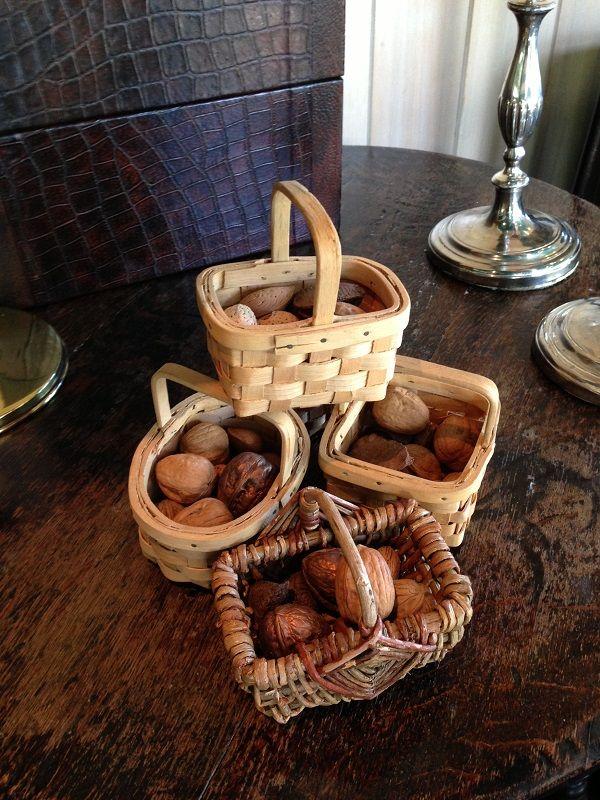 """Eggs in basket"" #FestiveSeason #XmasDecorations"