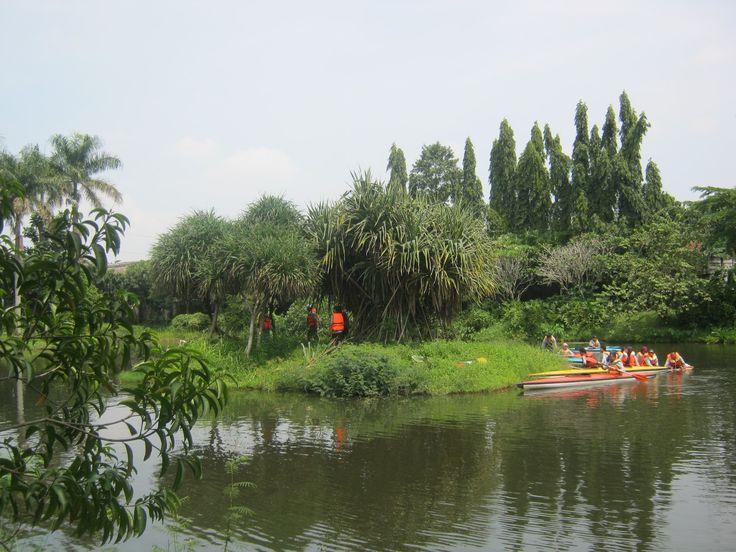 Tanah Tingal Wisata Alam Edukasi di Tangerang - Banten