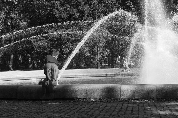 Fountain games