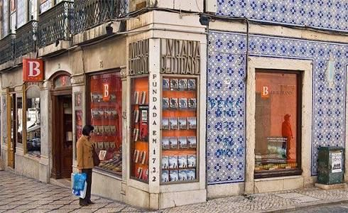 bertrand bookstore lisbon - Google Search