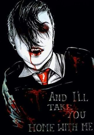 Many people wouldn't mind that, Frank. its not a fashion statement - My Chemical Romance
