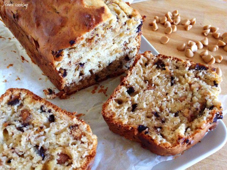 Le cake aux bananes et au chocolat : une idée de dessert facile et délicieuse !