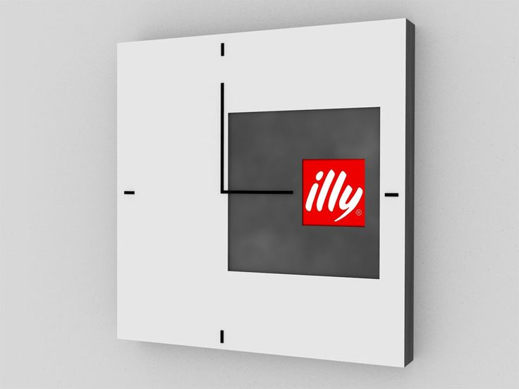 Quadrato Illy Basic by Fede_MC. Check it out on Desall.