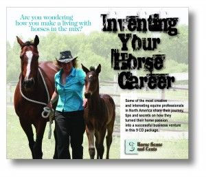 Good article on how to start a horse business.