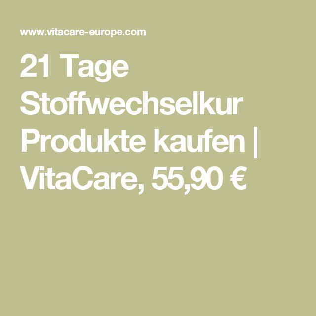 21 Tage Stoffwechselkur Produkte kaufen | VitaCare, 55,90 €