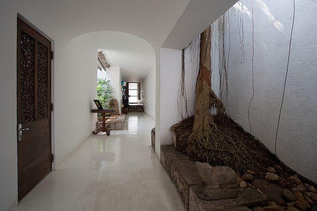 Geoffrey Bawa's house, Sri lanka, Colombo