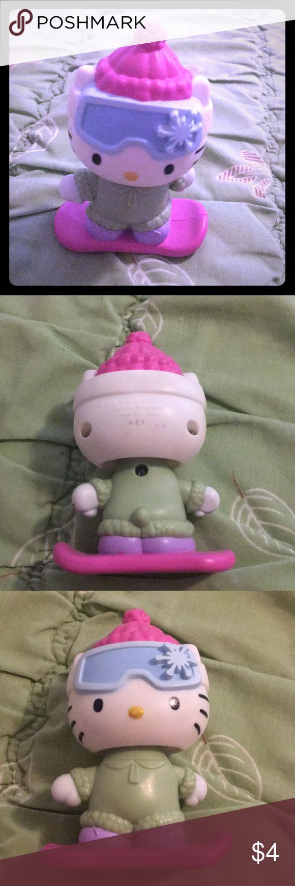 I just added this listing on Poshmark: McDonalds Hello Kitty Happy Meal toy. #shopmycloset #poshmark #fashion #shopping #style #forsale #Hello Kitty #Other