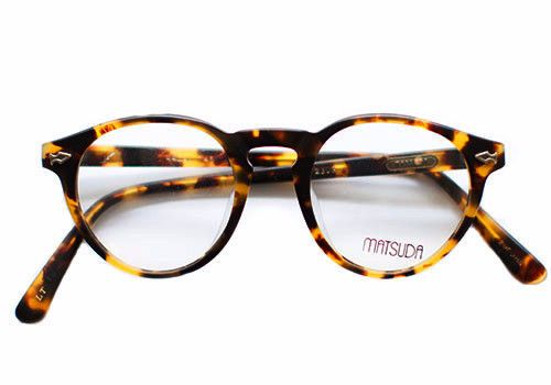 Vintage Matsuda dead-stock eyewear that is painstakingly crafted by hand in the artisinal workshops of Japan, each creation represents over 45 years of design history and heritage.