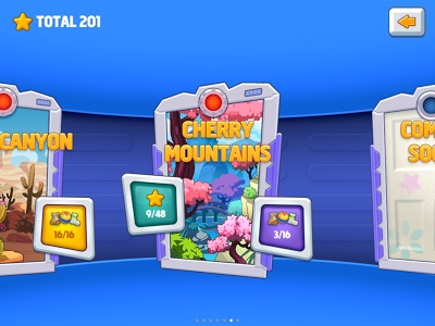 Pixar Post - For The Latest Pixar News: New Levels Updated for Monsters, Inc. Run & Toy Story Smash It Games