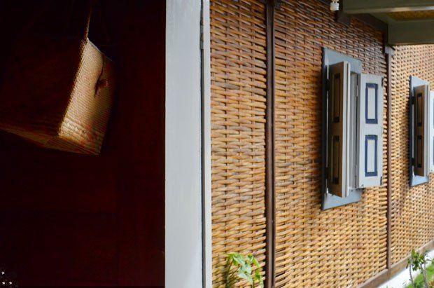 Bung Hatta's House, a traditional Indonesian House, Bukit Tinggi, West Sumatra Indonesia