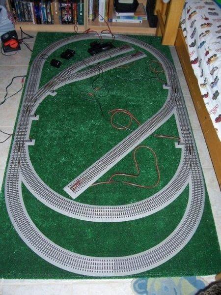 1042 Best Salle De Trains Layouts 0 27 Images On Pinterest