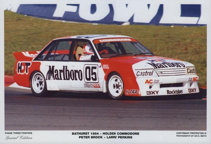 1984 Brock VK Commodore