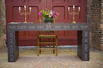Torenmuseum Goedereede - Trouwen