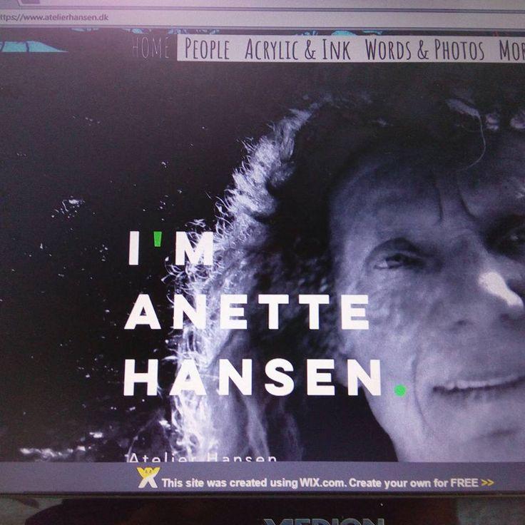 Good day & warm welcome Visit my home site : Atelierhansen.dk