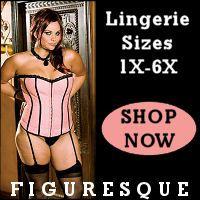 Womens Plus Size Lingerie for full figured women sizes 12W to 44W  http://www.planetgoldilocks.com/plussize_lingerie.htm