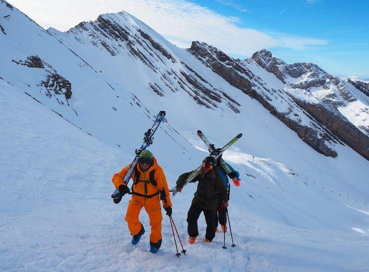 Alpene på budsjett