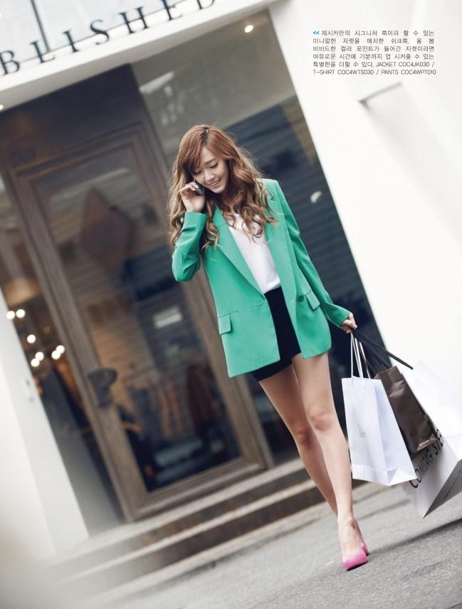 JESSICA (SNSD) snsd girls generation smtown kpop idol k-pop