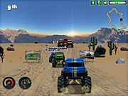 Monster Truck Rally Flash Game. Race Monster Trucks on rally tracks around the world, these huge wheels will drive over anything. Play Fun Monster Trucks Games Online.