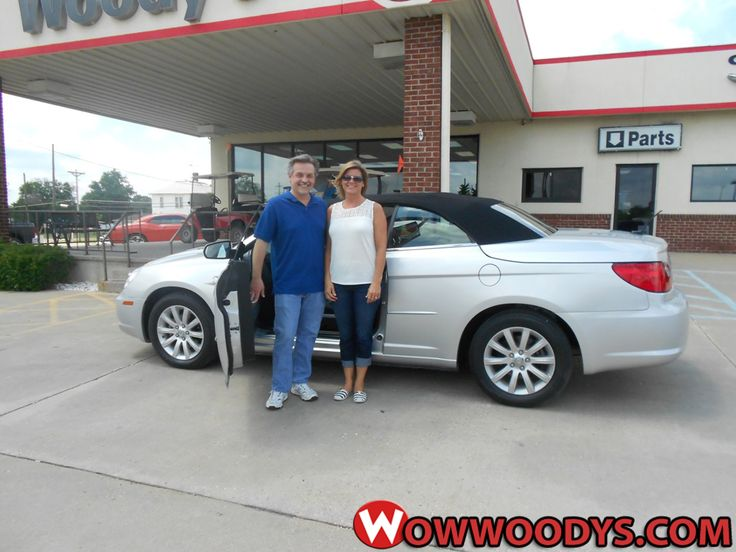 Sara and Thomas Roberts from Normal, Illinois purchased