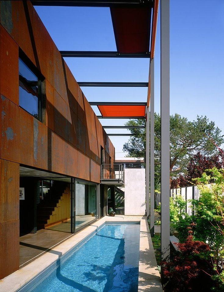 7 best deck staining sikkens images on pinterest deck - Limposante residence contemporaine de ehrlich architects ...