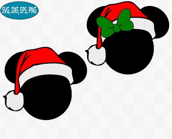 Mickey And Minnie Christmas Svg Bundle Disney Christmas Svg Christmas Svg Mickey Christmas Svg Svg Files For Silhouette Files For Cricut With Images Christmas Svg Minnie Christmas Disney Christmas