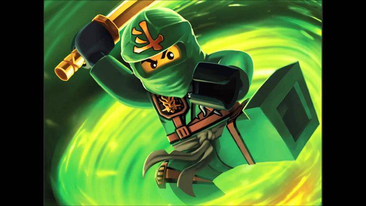 lloyd garmadon- zielony ninja wybraniec który ma pokonać władce ciemności czyli swojego ojca