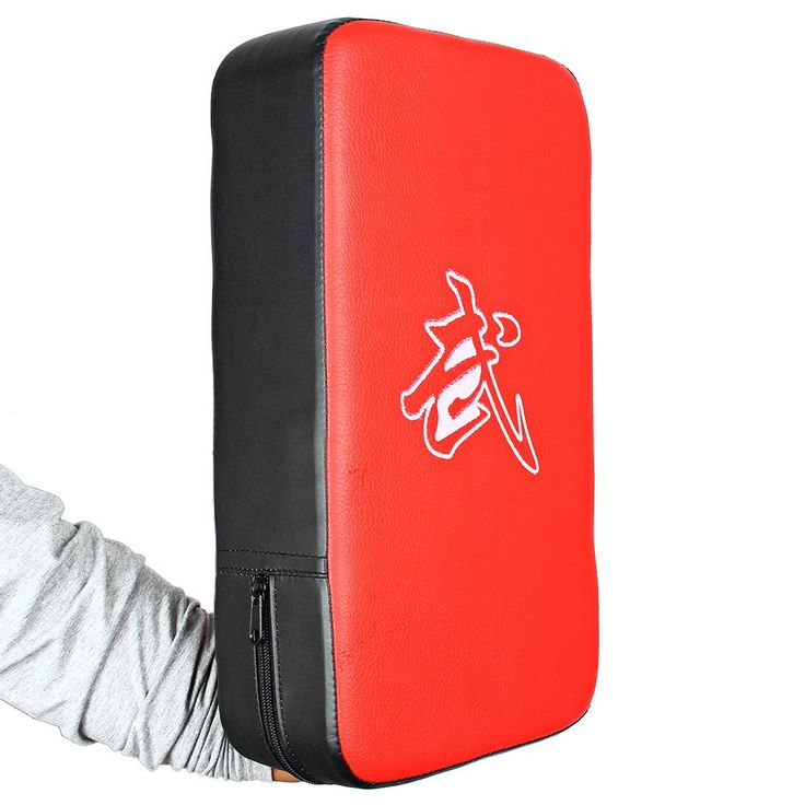 2016 PU Leather Punching <font><b>Boxing</b></font> Pad Rectangle Focus MMA Kicking Strike Power Punch Training <font><b>Equipment</b></font> Kung-fu Martial Arts.  Figure out even more at the picture