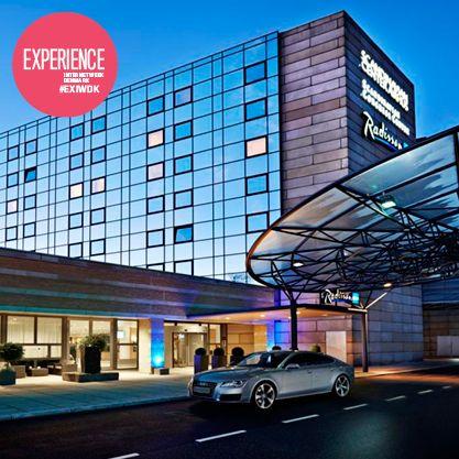 """Helt eksklusivt tilbyder Radisson Blu Scandinavia Hotel, Aarhus gratis WiFi samt rabat på køb af mad og drikke i deres bar/restaurant. Kom ind i vores lobby. Spørg efter internet koden i receptionen samt oplys """"Internet Week"""" i baren og få 10% rabat på den samlede regning. Tilbuddet gælder 1 - 5. juni 2015, kl. 11-22. Velkommen #EXIWDK"""