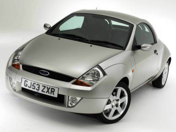 "Ford StreetKa ""Winter Edition"" '12.2003"
