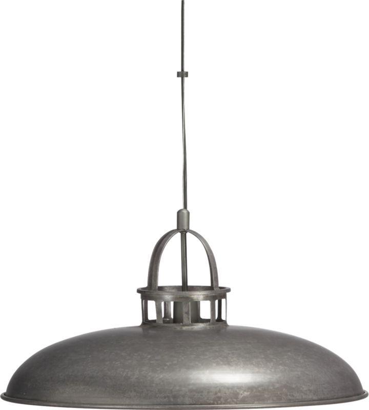 victory pendant lamp in pendant lamps | CB2