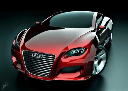 """Audi A3  Christian gave this car to Ana to replace Wanda, the beetle. Ana refers to it as the """"submissive special."""""""