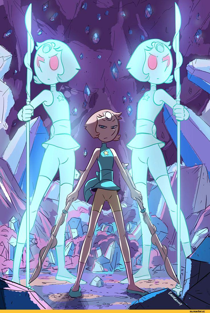 Pearl (SU),SU Персонажи,Steven universe,фэндомы,cubedcoconut,SU art,Кликабельно