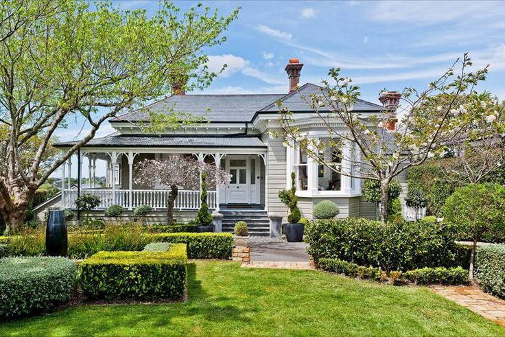 1885 Villa, Auckland New Zealand