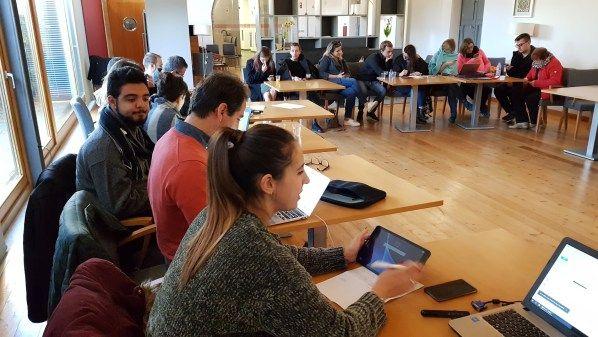 Quinto encuentro del Proyecto Erasmus Safe Social Media en Portugal // Fifth transnational meeting of the Safe Social Media Project in Portugal