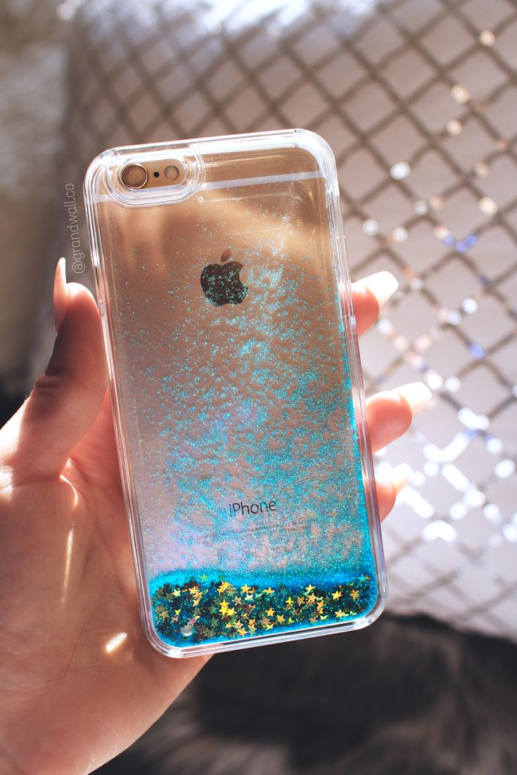 @grandwall Liquid Glitter phone case! On sale for $10 http://grandwall.co/collections/liquid-phone-cases