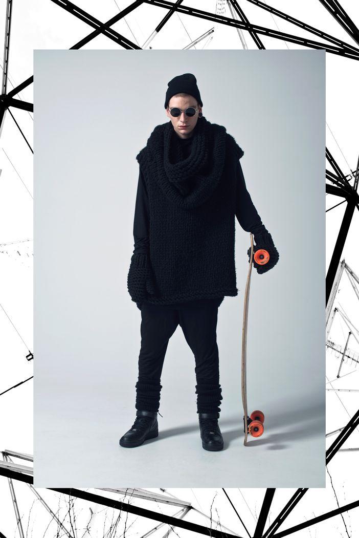 #kaskryst #bunchbunch #aw2013 #fashion